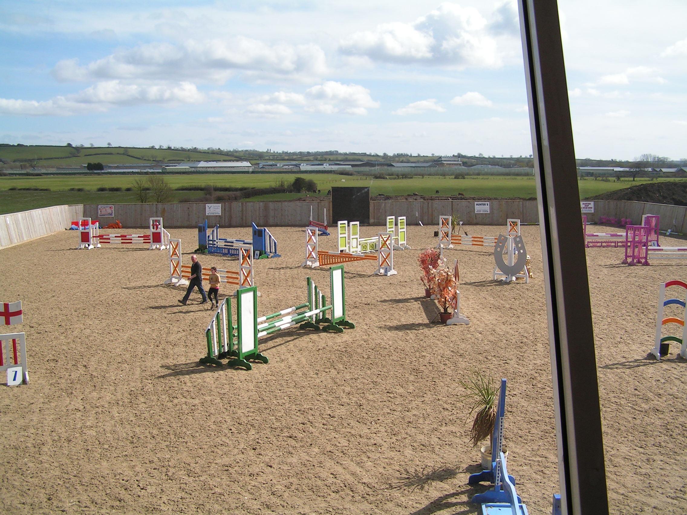 Onley Grounds Equestrian Complex